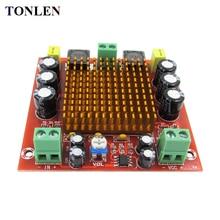 Buy online TONLEN 1PCS TPA3116D2 DC12V 150W Digital Amplifier Board Mono 1.0  Single Channel Audio Amp Board HIFI power Amplifier Module
