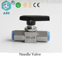 1000Psi Low Pressure 1/4 inch Female NPT Stainless steel 316 ball valve