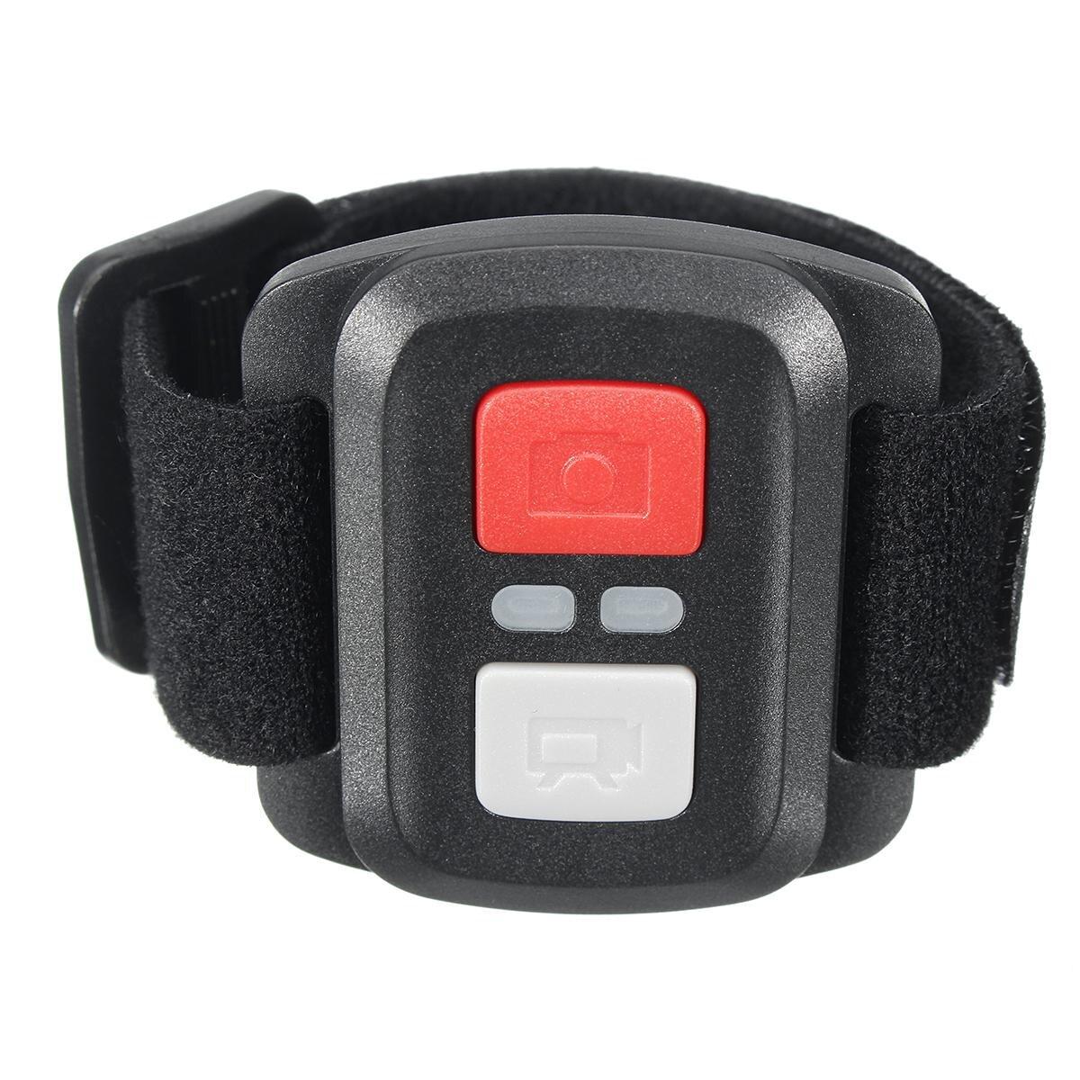 2,4G Fernbedienung Kunststoff Schwarz Unterstützung für EKEN H9R/H9R plus/H6S/H8RPlus Wasserdichte Sport Kamera action Kamera Zubehör