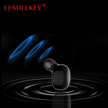 In-Ear Stereo TWS Wireless Earphones Newest Twins True Wireless Earbuds Mini Bluetooth With Charging Case LJ-MILLKEY YZ118