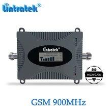 Lintratek GSM 900 МГц репитер GSM усилитель сигнала сотового телефона 900 Усилитель сигнала сотовой связи с дисплеем селектор мобильного телефона # fl