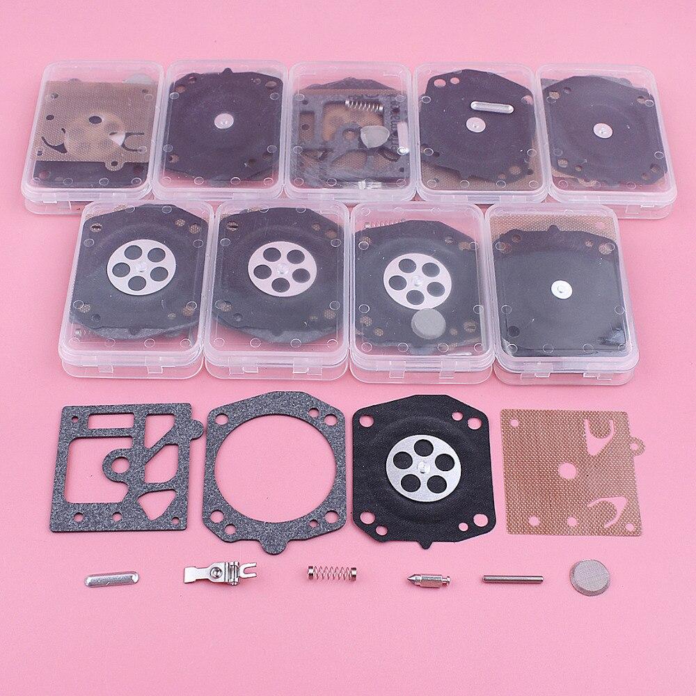 Image 2 - 10pcs/lot Carburetor Repair Kit For Stihl 029 039 044 046 MS270 MS280 MS290 MS341 MS361 MS390 MS440 Chainsaw Replace PartChainsaws   -