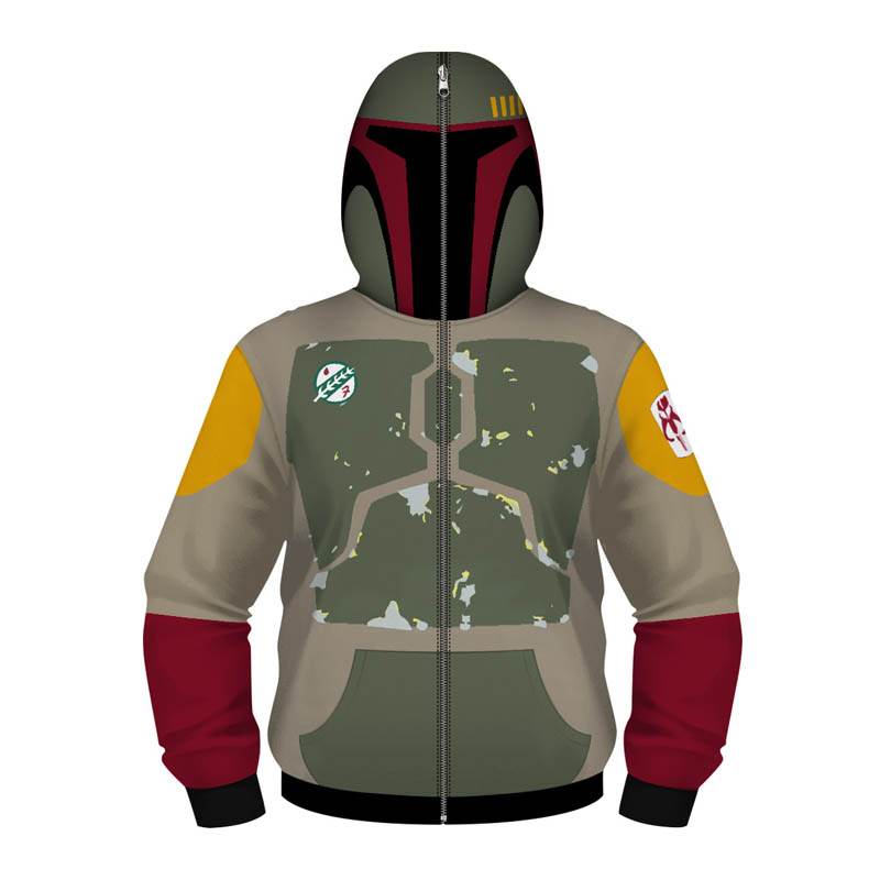 Hot Sale 6081a Cosroad Star Wars Sweat A Capuche Enfants