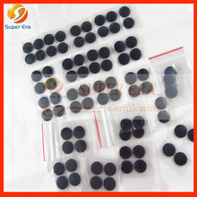 "5000pcs/lot A1278 A1286 A1297 rubber feet bottom lower case cover rubber foot feet for macbook pro 13"" 15"" 17"" rubber feet"