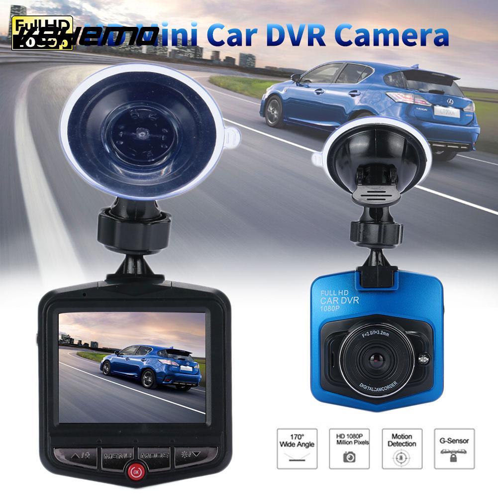 Vehemo 170 Grad Fahren Recorder Camcorder Auto Power-Off Dash Cam Smart DVR Durable Schleife Aufnahme
