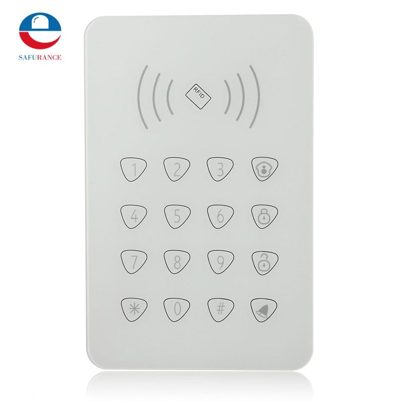 Berührbaren RFID tastatur für Smart home WIFI GSM alarm, externe Klappschlüssel passwort keypad für G90B G90E Smart Home alarm syst