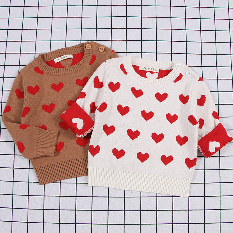 LYONAVA 2018 spring new mother and daughter love long sleeve head design comfortable sho ...