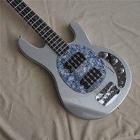 Wholesale High Quality 4 Strings Bass Music Man StingRay 4string Bass Free Shipping