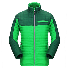 Grail Outdoor Sports Fleece Warm Men Skiing Jacket Thermal Breathable Stand Collar Coat Outerwear Plus Size Hiking Jacket 6019A(China)