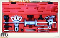 14pc 8 Way Slide Hammer Dent Puller Axles Int Ext Jaw Puller Auto Body Repair