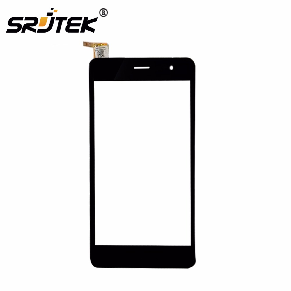 Srjtek 7 inch Black for Dell Venue 7 3741 T02 Tablet Touch Panel Glass Touch Screen Digitizer Sensor 3741 Replacement Parts 7 for dexp ursus s170 tablet touch screen digitizer glass sensor panel replacement free shipping black w