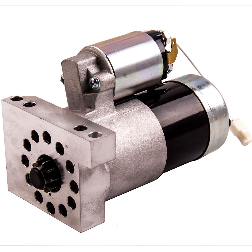 US $145 44 28% OFF|Starter Motor for Chevrolet CHEV Small / Big Block V8  283 454 350 400 396 3HP 700101-in Starters from Automobiles & Motorcycles  on