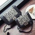 Garras de diamante Malha Saco Das Mulheres Designer Bolsas de Alta Qualidade Senhora Ombro Sacos Crossbody Saco Do Mensageiro Das Mulheres