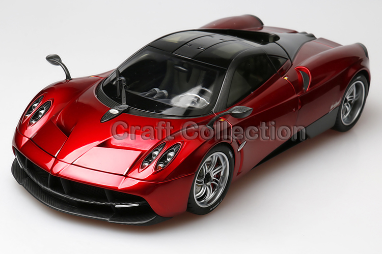Huayra 1 18 Red High Quality Version Alloy Model Car China Mainland
