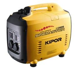 Fast Shipping Inverter Generator IG2600 Kipor 2 3kVA 2 6kVA Silent gasoline generator Outdoor field wild