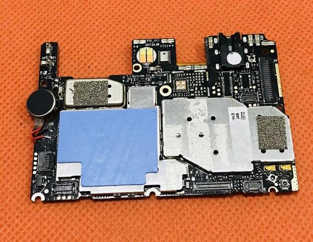 Gebruikt Originele Moederbord 6G Ram + 64G Rom Moederbord Voor Umidigi Z1 Pro MTK6757 Octa Core 5.5 Inch fhd Gratis Verzending