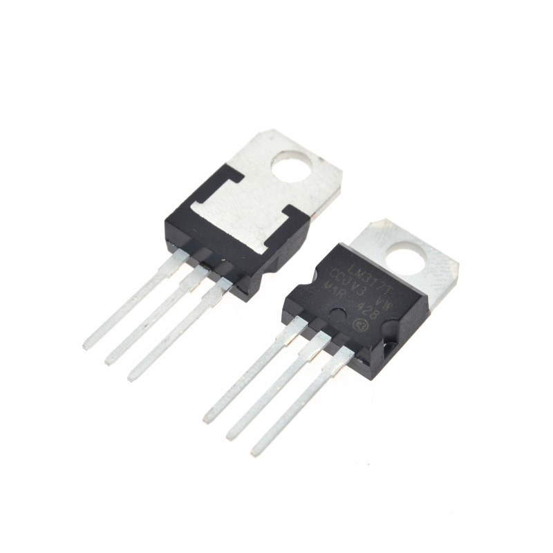 2Pcs LM317K 1.2 To 37V Adjustable Voltage Regulator New Ic ic