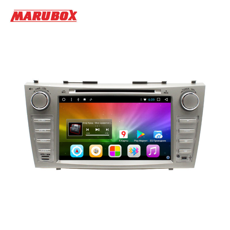 MARUBOX 2 DIN Octa Core Android 8 1 Head Unit For Toyota Camry 2006 2011 GPS