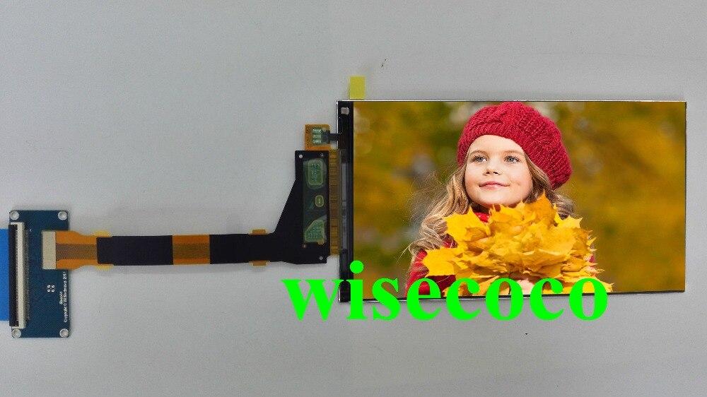 5.5 pouce 2560*1440 2 k LCD Écran LS055R1SX04 HDMI à MIPI pilote contrôleur V1.2 pour remplacement pour Wanhao duplicateur 7