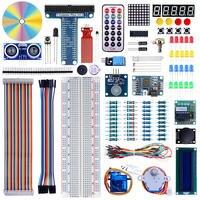Elecrow New 2 In 1 DIY Starter Kit For Arduino Raspberry Pi 3 Starter Kit Learning