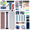 Elecrow New 2 In 1 DIY Starter Kit For Arduino Raspberry Pi 3 Starter Kit Learning