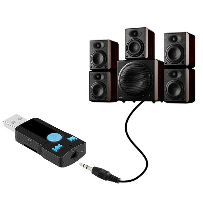 Moveski BC07 Auto Bluetooth-USB-võti Bluetooth-vabakäe - Kaasaskantav audio ja video - Foto 3
