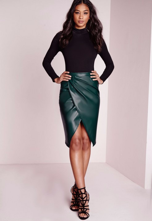 Compare Prices on Plus Size Women Wearing Leather Skirts- Online ...