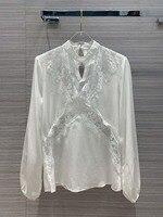 Silk shirt 0307