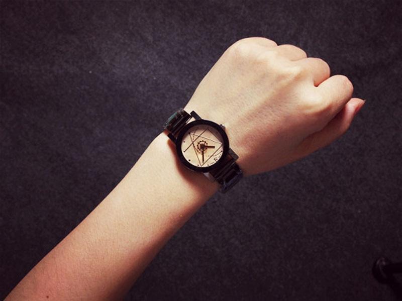 Gofuly 2019 Nieuwe Luxe Horloge Fashion Rvs Horloge Voor Man Quartz Analoog Horloge Orologio Uomo Hot Sales 4