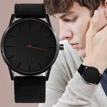 Reloj Hombre 2020 Men's Watch Sport Wrist Watch Men Leather
