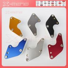 Алюминий с пластиковой цепью Guide протектор цепи ролик для XR TTR KOYO CRF KLX 50 70 110 Мотоцикл Мотокросс Байк
