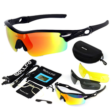 YFXcreate Polarized Cycling Glasses Bike Riding UV400 Protection Goggles Driving Fishing Outdoor