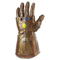 Infinity Gauntlet Marvel Toys Legends Series Thanos Gauntlet Articulated Electronic Fist Infinity Gauntlet for Toy