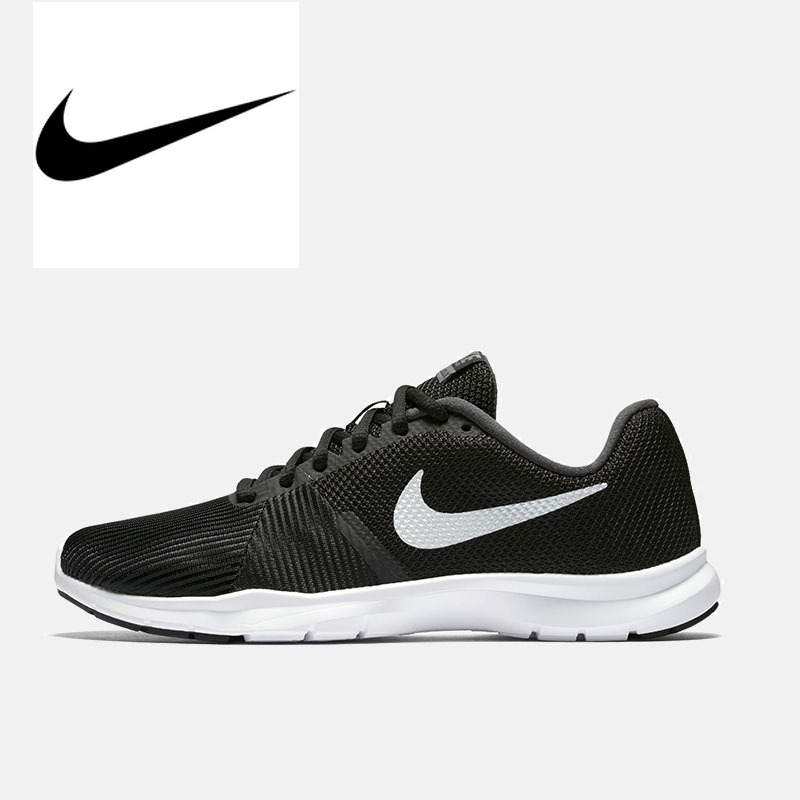 Original Authentic NIKE FLEX BIJOUX AIR MAX Zoom Air Womens Running Shoes Sneakers Breathable Lightweight Non-slip Classic