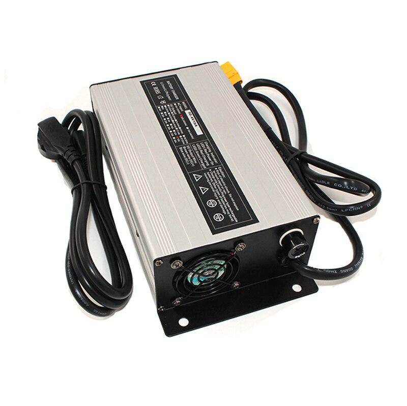 36 V 15A Kurşun Asit Batarya şarj cihazı Ebike Scooter Fişli Standart Isteğe Bağlı|Şarj Cihazları|Tüketici Elektroniği - title=