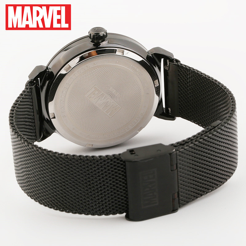 Disney official original Marve doctor stranger AUTOMATIC watch Waterproof Male stainless Steel Luxury SAPHIRE CRYSTAL M 9007 in Quartz Watches from Watches