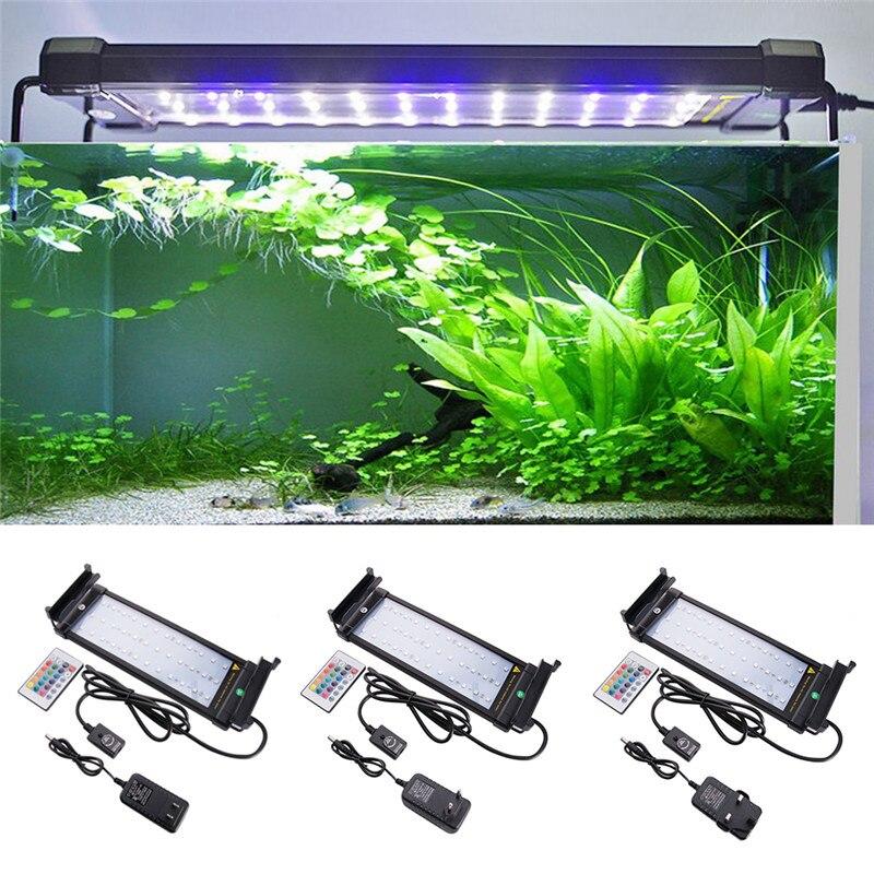 6w 36led Aquarium Fish Tank Light With Capacitor For