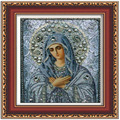 DIY 5D diamond painting Religion The Manchester Madonna The portrait of the Madonna Stone painting