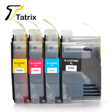 LC3219 LC3219XL BK/C/M/Y Full Ink Cartridge For Brother MFC-J5330DW J5335DW J5730DW J5930DW J6530DW J6930DW J6935DW Printer