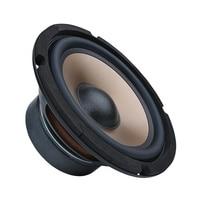 6.5 Inch Subwoofer Audio Speaker 80W 4 8 Ohm High Power Fever Woofer Music Loudspeaker DIY For Bookshelf Sound System