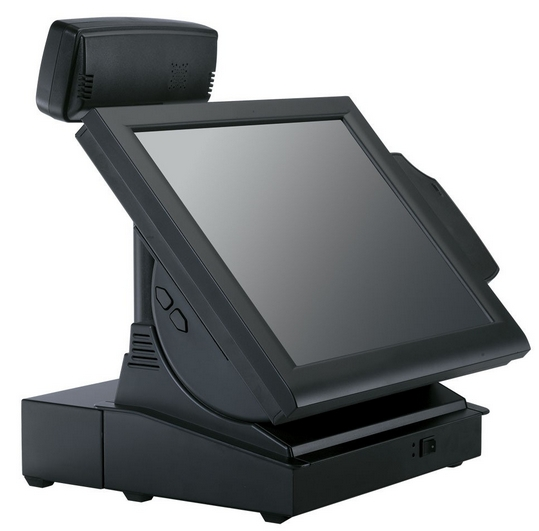 15 Inch Touch Screen POS/All In One Point Of Sale Terminal /cheap POS System