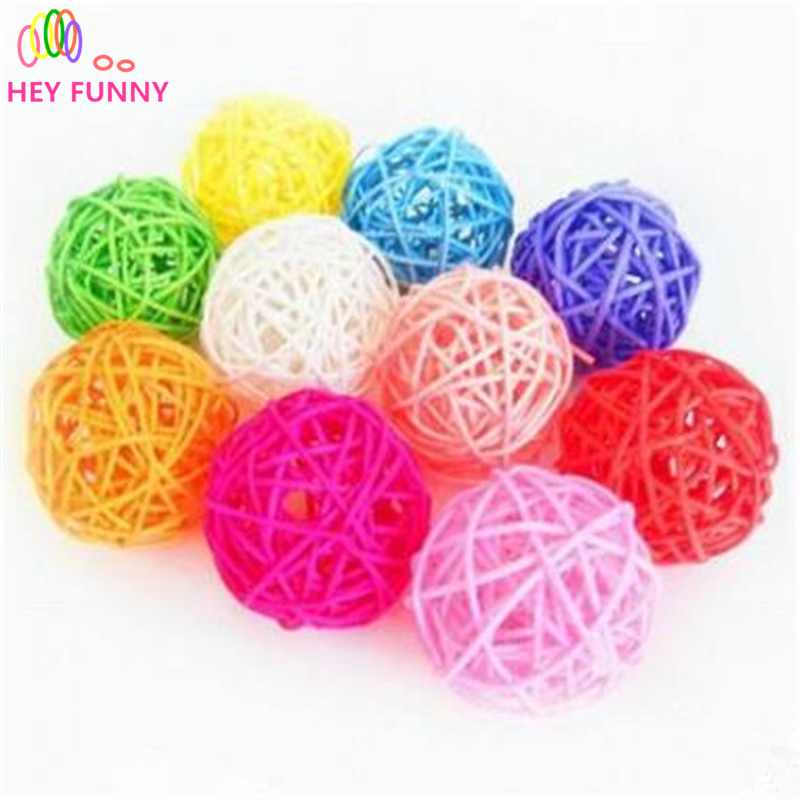 5pcs 5cm Rattan Wicker Cane Ball for decoration,Wedding,Anniversary,Party&festival, DIY string lights decoration rattan ball