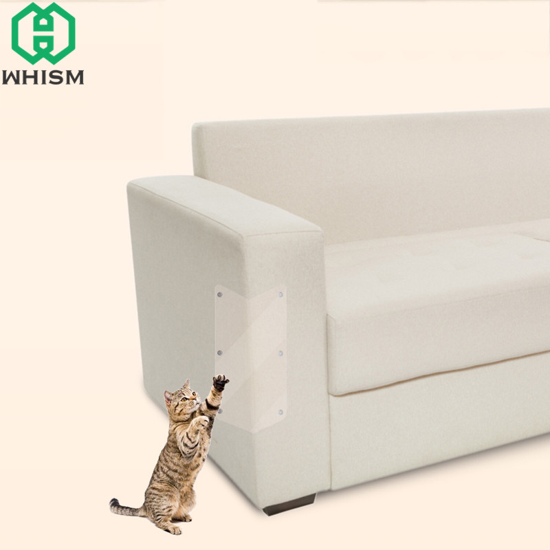 Amazing Us 8 05 25 Off Whism Transparent Couch Guard Cat Claw Protector Sofa Protect Pads Cat Scratching Film Furniture Corner Cover With Twist Pins In Ibusinesslaw Wood Chair Design Ideas Ibusinesslaworg