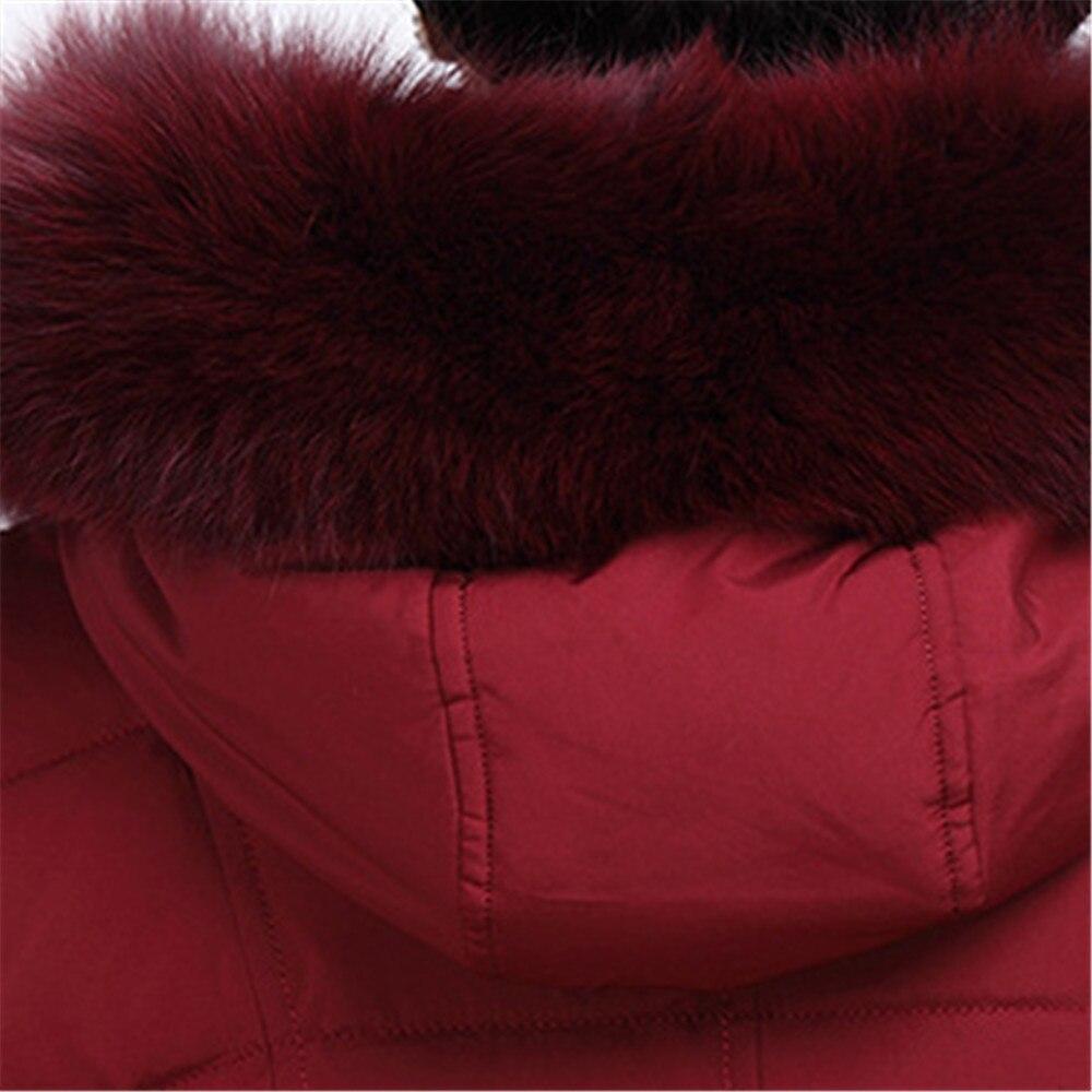 Plus Plus Nouvelle taille Bas Collection Veste d La 8xl Manteaux Vers c Le A Taille 9xl De Fourrure 2018 Grande Moyen D'hiver Chaude Femmes Âge b qUxtdAKqwf