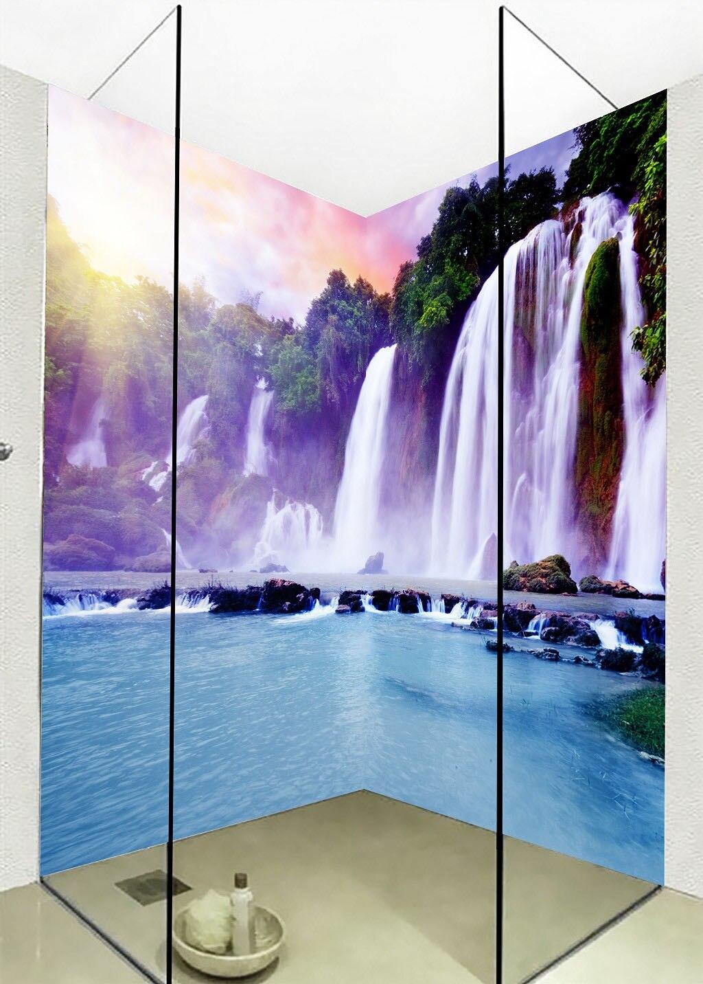 Aliexpress.com : Buy Large 3D Wall Stickers Boulder pretty ...