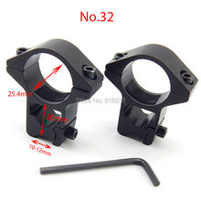 Free Shipping Tactical Rail Mounts Rings 2pcs 11mm Width 25.4mm Diameter High Profile Rifle Scope Mount Hunting Accessories цена 2017