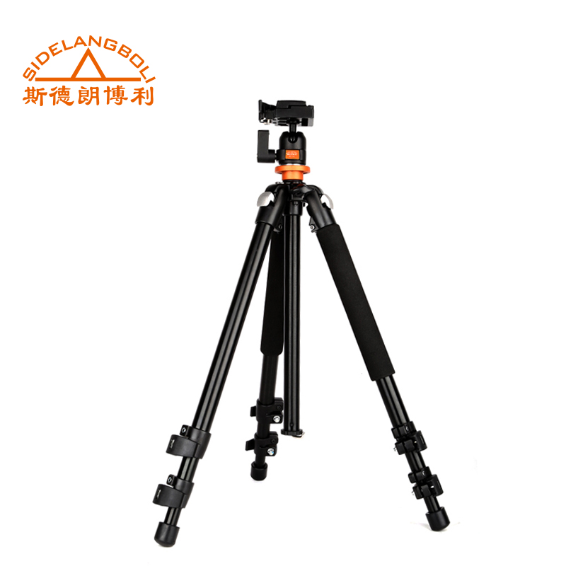 New SL-158 Professional Portable Aluminum Tripod+Ball Head With tripod Bag For Canon Eos Nikon Sony OLYMPUS Fuji DSLR SLR Camera