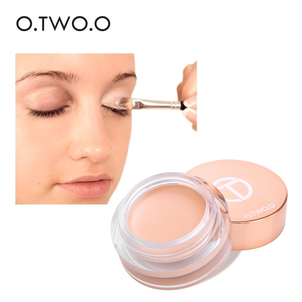 O. Dwóch. O Eye Primer korektor krem makijaż baza długotrwały korektor łatwy w użyciu krem nawilżająca na bazie oleju kontrola rozjaśniona skóra 1