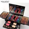 Miss rose grande placa de maquillaje caja de maquillaje se ruboriza 180 color del piano caja de Color de Asia América Del Sur de Color Placa de Sombra de Ojos Cosméticos Caso