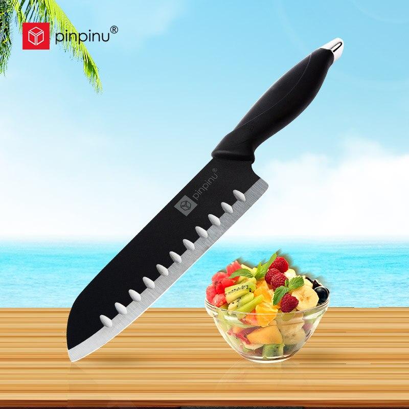 Couteau en céramique noir couteaux de cuisine tranchage fruits/viande couteau de coupe Design de mode couteau de style japonais chaud sur réseau/taobao